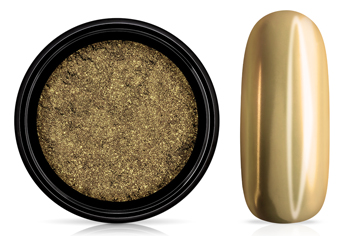 Jolifin Super Mirror-Chrome Pigment - champagne