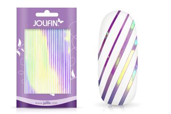 Jolifin Aurora Sticker - Stripes Cosmos