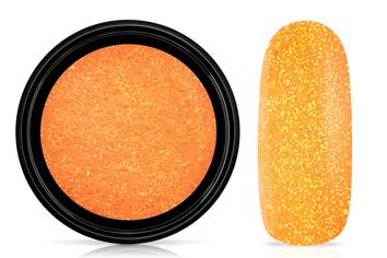 Jolifin LAVENI Nightshine Glitter - neon-orange