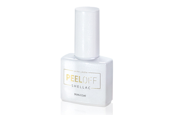 Jolifin LAVENI Shellac PeelOff - Dual-Coat 12ml