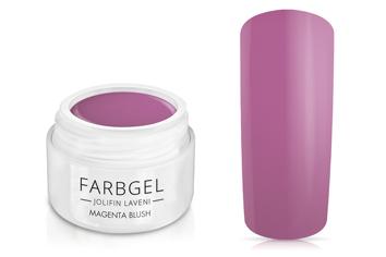 Jolifin LAVENI Farbgel - magenta blush 5ml
