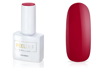 Jolifin LAVENI Shellac PeelOff - cranberry 12ml