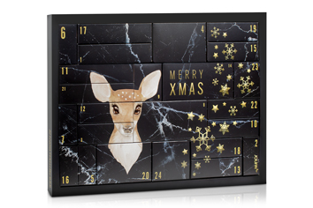 Jolifin Adventskalender 2020 - Shellac