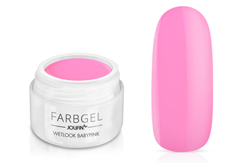 Jolifin Wetlook Jolifin Farbgel babypink 5ml
