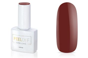 Jolifin LAVENI Shellac PeelOff - dark red 12ml