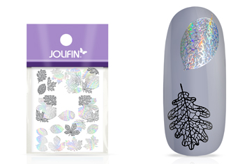 Jolifin Metallic Tattoo Wrap - Autumn Nr. 1