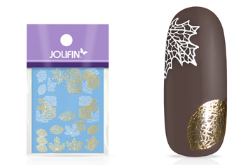 Jolifin Metallic Tattoo Wrap - Autumn Nr. 2