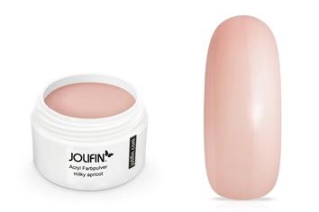 Jolifin Acryl Farbpulver milky apricot 5g