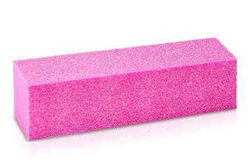 Jolifin Buffer Schleifblock rosa