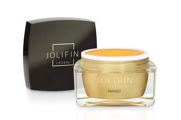 Jolifin LAVENI Farbgel - mango 5ml
