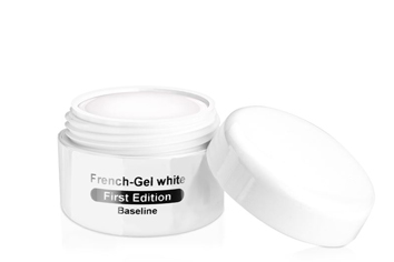 French-Gel white 15ml - First Edition Baseline