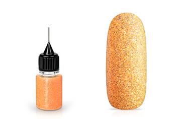 Jolifin LAVENI Diamond Dust - neon pastell-orange