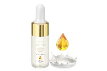 Jolifin LAVENI Nagelöl - Milch & Honig 10ml