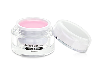 Aufbau Gel rose 30ml - First Edition Studioline