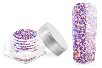 Jolifin Diamond Glitter lila