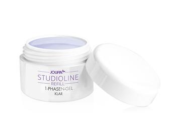 Jolifin Studioline 1Phasen-Gel klar Refill 15ml