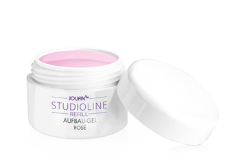 Jolifin Base-Pureline 4plus Aufbau Gel rose 15ml