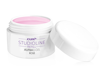 Jolifin Base-Pureline Aufbau Gel rose 30ml