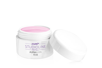 Jolifin Base-Pureline Aufbau Gel rose 5ml