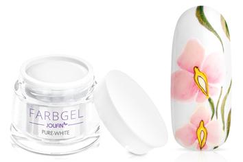 Jolifin Farbgel pure-white 5ml