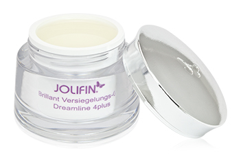 Jolifin Dreamline 4plus Brillant Versiegelungs-Gel 15ml