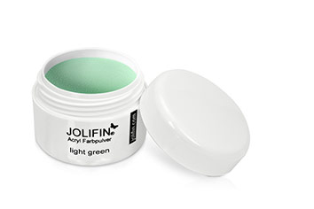Jolifin Acryl Farbpulver light green 5g