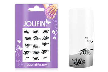 Jolifin Airbrush Tattoo Nr. 9
