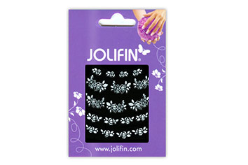 Jolifin Sparkling Crystal Nail-Sticker 4