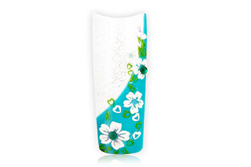 Jolifin Brilliant Flower Nail Sticker 2