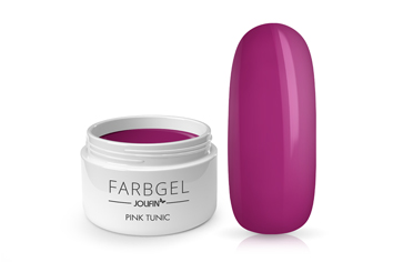 Jolifin Farbgel pink tunic 5ml