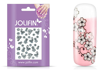 Jolifin Nailart Classic Dream Sticker Nr.4