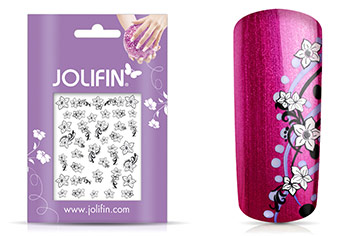 Jolifin Nailart Classic Dream Sticker Nr.11