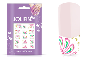 Jolifin Easy Colour French Sticker Nr.6