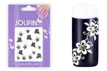 Jolifin Nailart Delight Sticker Nr.9