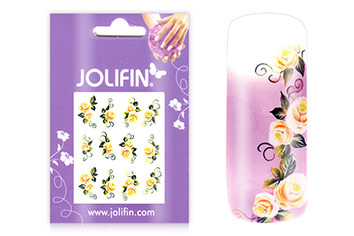 Jolifin Airbrush Tattoo Nr. 15