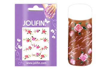Jolifin Nailart Spring Tattoo Nr. 1