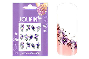 Jolifin Nailart Spring Tattoo Nr. 13