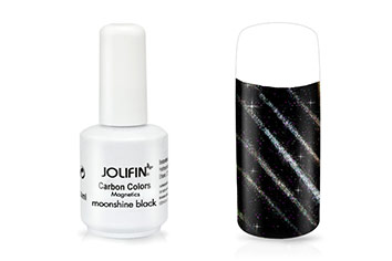 Jolifin Carbon Colors Magnetics moonshine black 11ml
