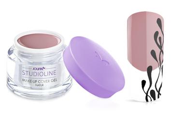 Jolifin Studioline - Make-Up Gel natur 30ml