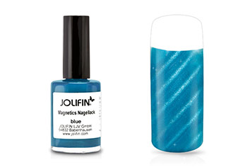 Jolifin Magnetics Nagellack blue 14ml