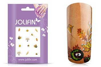 Jolifin Nailart Autumn Tattoo 4