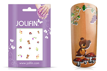 Jolifin Nailart Autumn Tattoo 6