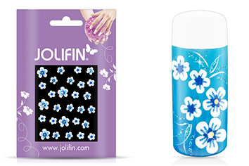 Jolifin Blossom Nailart Sticker 3