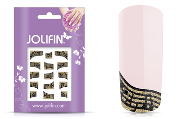 Jolifin Easy Colour French Sticker Nr. 15