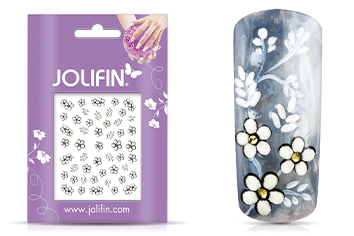 Jolifin Noble Nailart Sticker Nr. 3