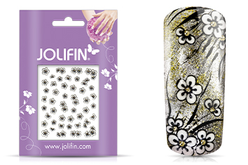 Jolifin Noble Nailart Sticker Nr. 4