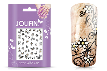 Jolifin Noble Nailart Sticker Nr. 11