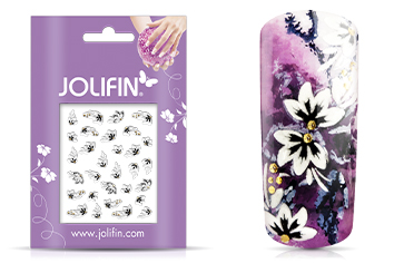Jolifin Noble Nailart Sticker Nr. 13