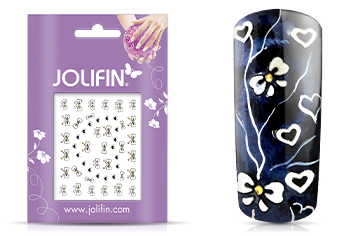 Jolifin Noble Nailart Sticker Nr. 14