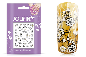 Jolifin Noble Nailart Sticker Nr. 22